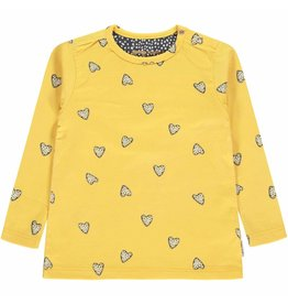 Tumble 'n Dry Girls longsleeve Jogel Color: yellow