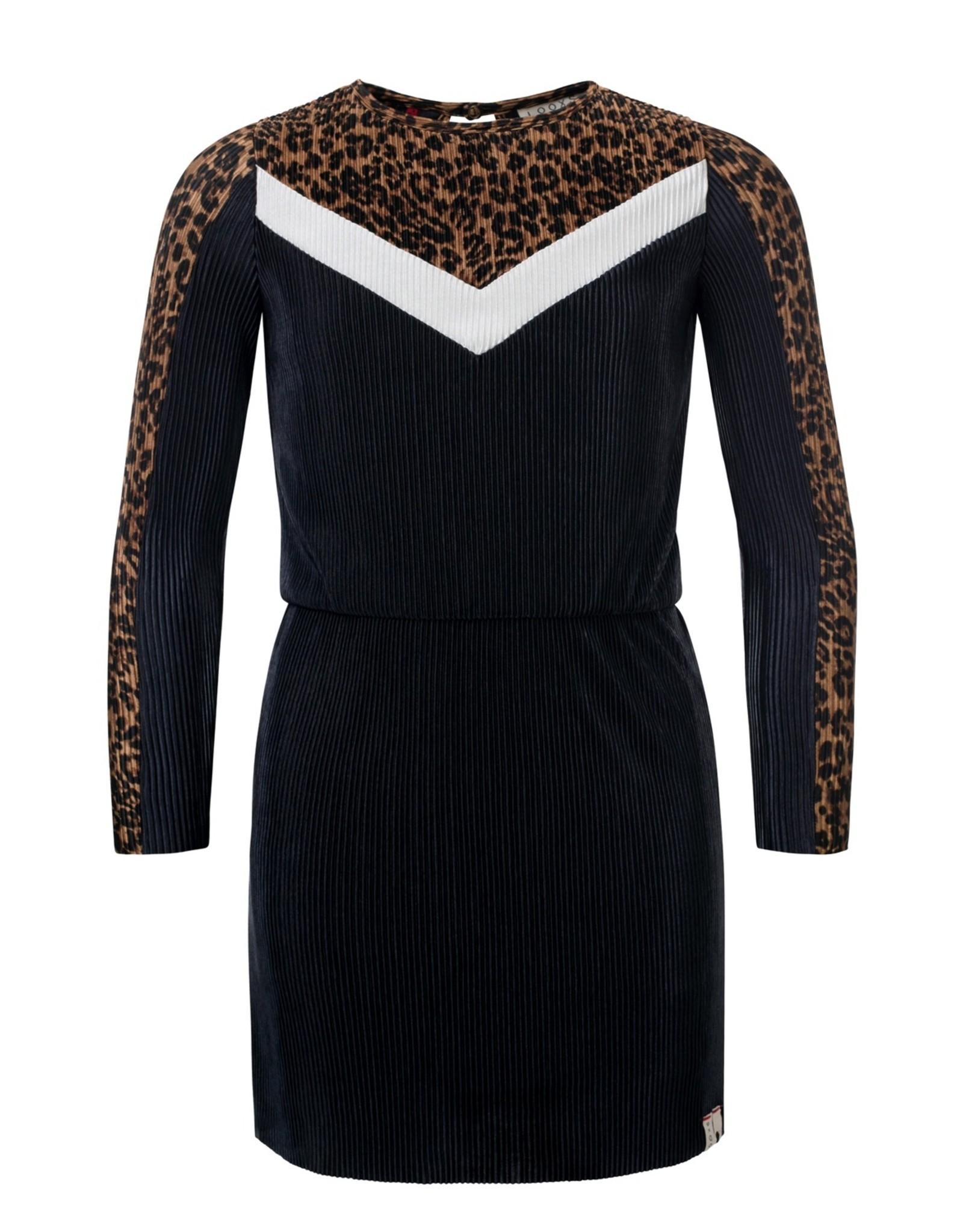 Looxs Revolution Girls Dress maat164