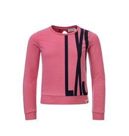 Looxs Revolution Girls sweater blush pink