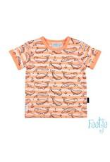Feetje T-shirt AOP / streep - Mr. Good Looks maat 56
