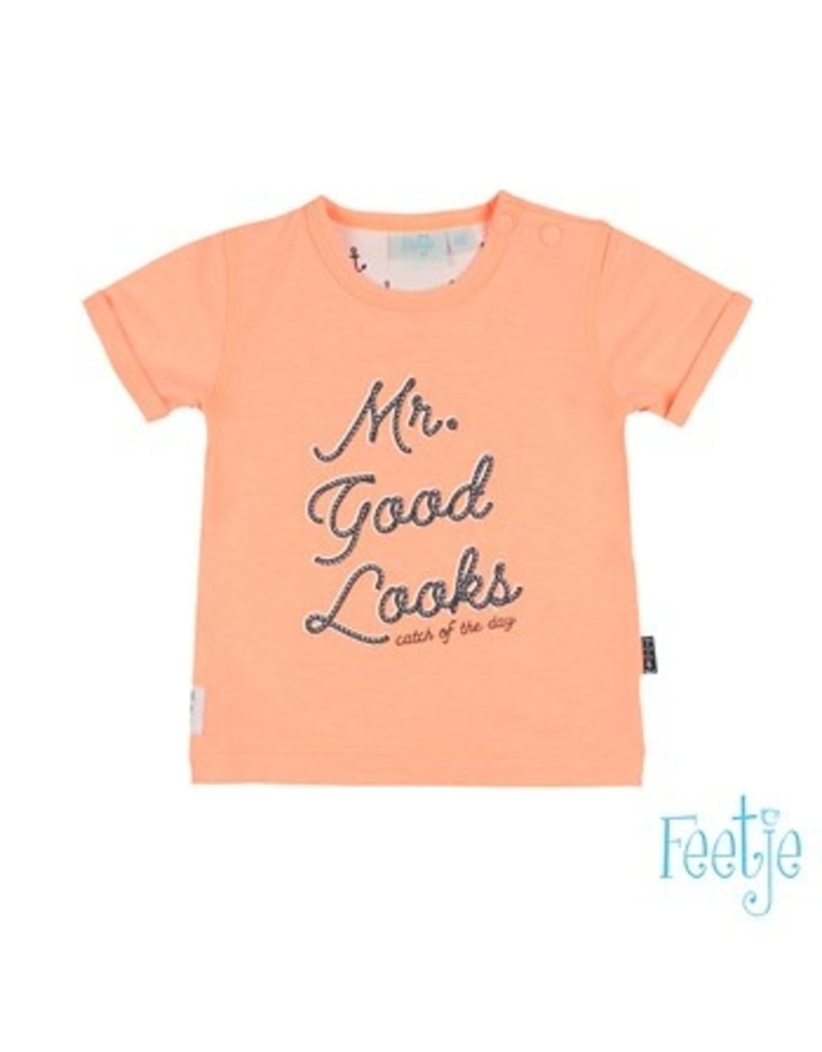 Feetje T-shirt - Mr. Good Looks maat74