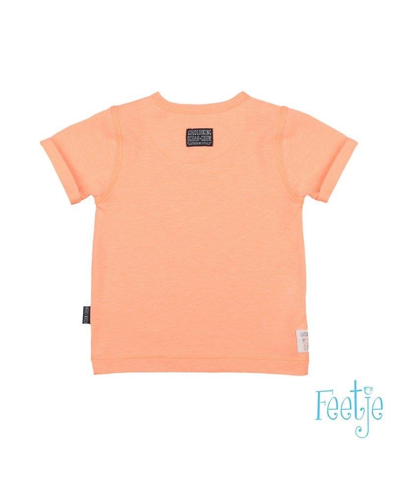 Feetje T-shirt - Mr. Good Looks