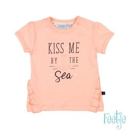 Feetje T-shirt Kiss Me - Sailor Girl