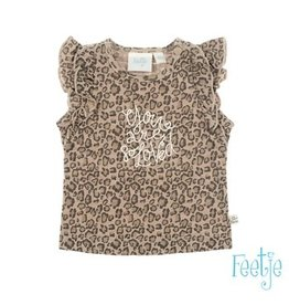 Feetje T-shirt AOP - Panther Perfect