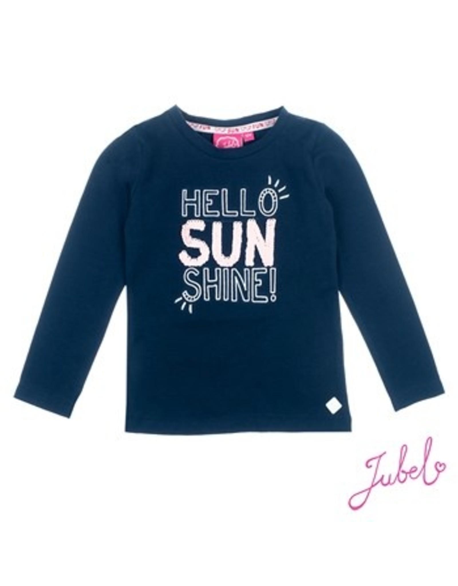 Jubel Longsleeve Hello Sunshine - Funbird maat 92