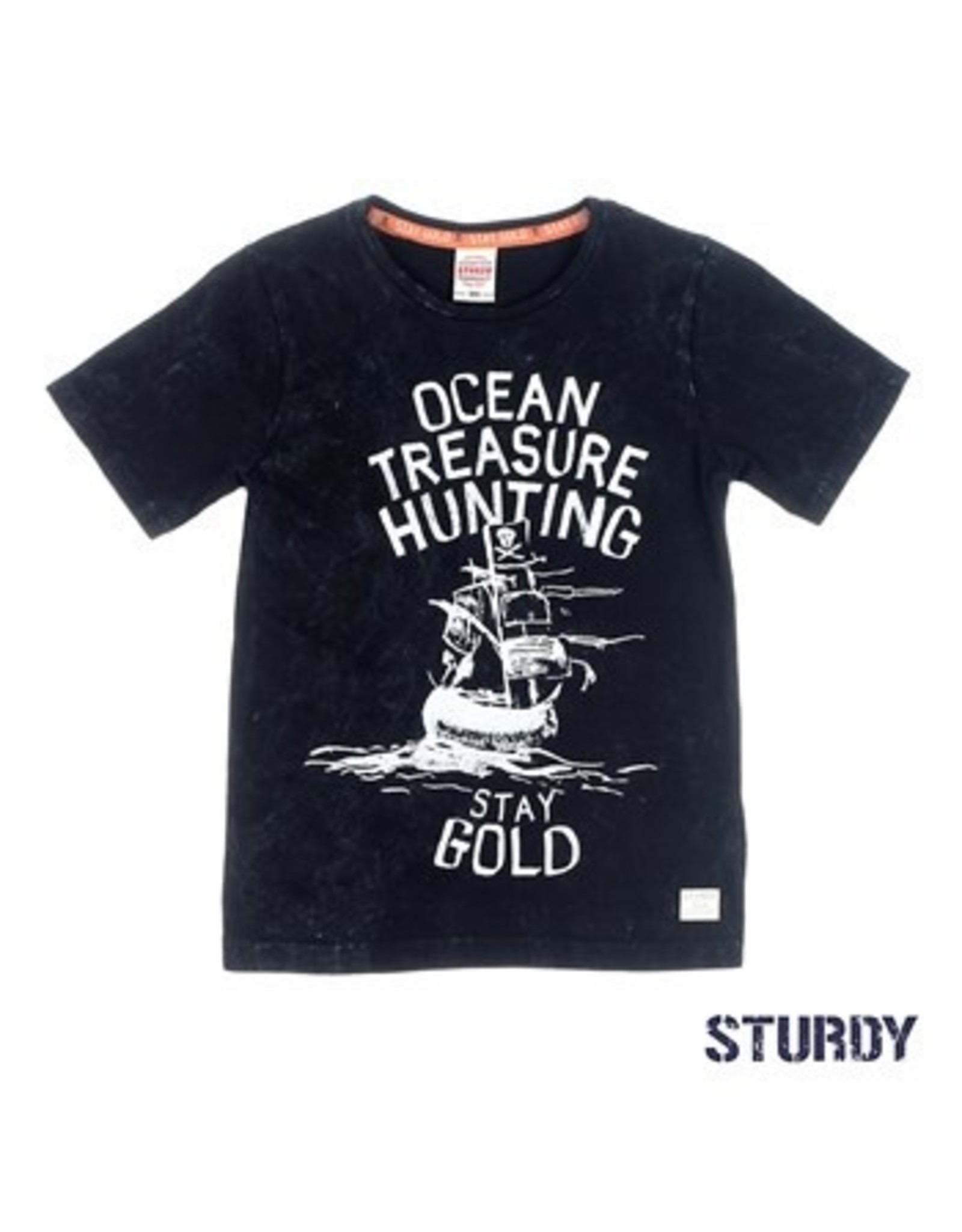 Sturdy T-shirt Ocean - Treasure Hunter