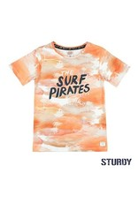 Sturdy T-shirt The Surf Pirates - Treasure Hunter maat 74