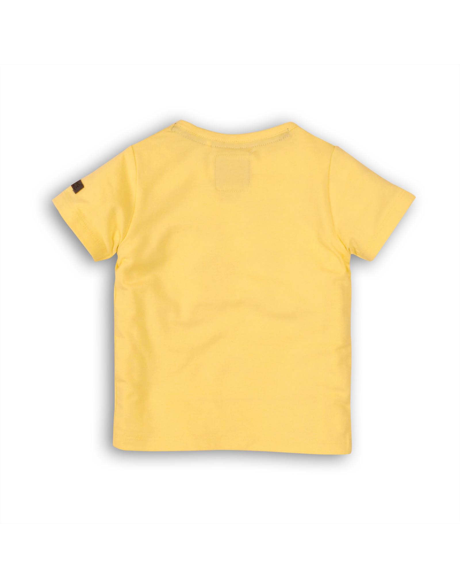 Koko Noko T-shirt geel