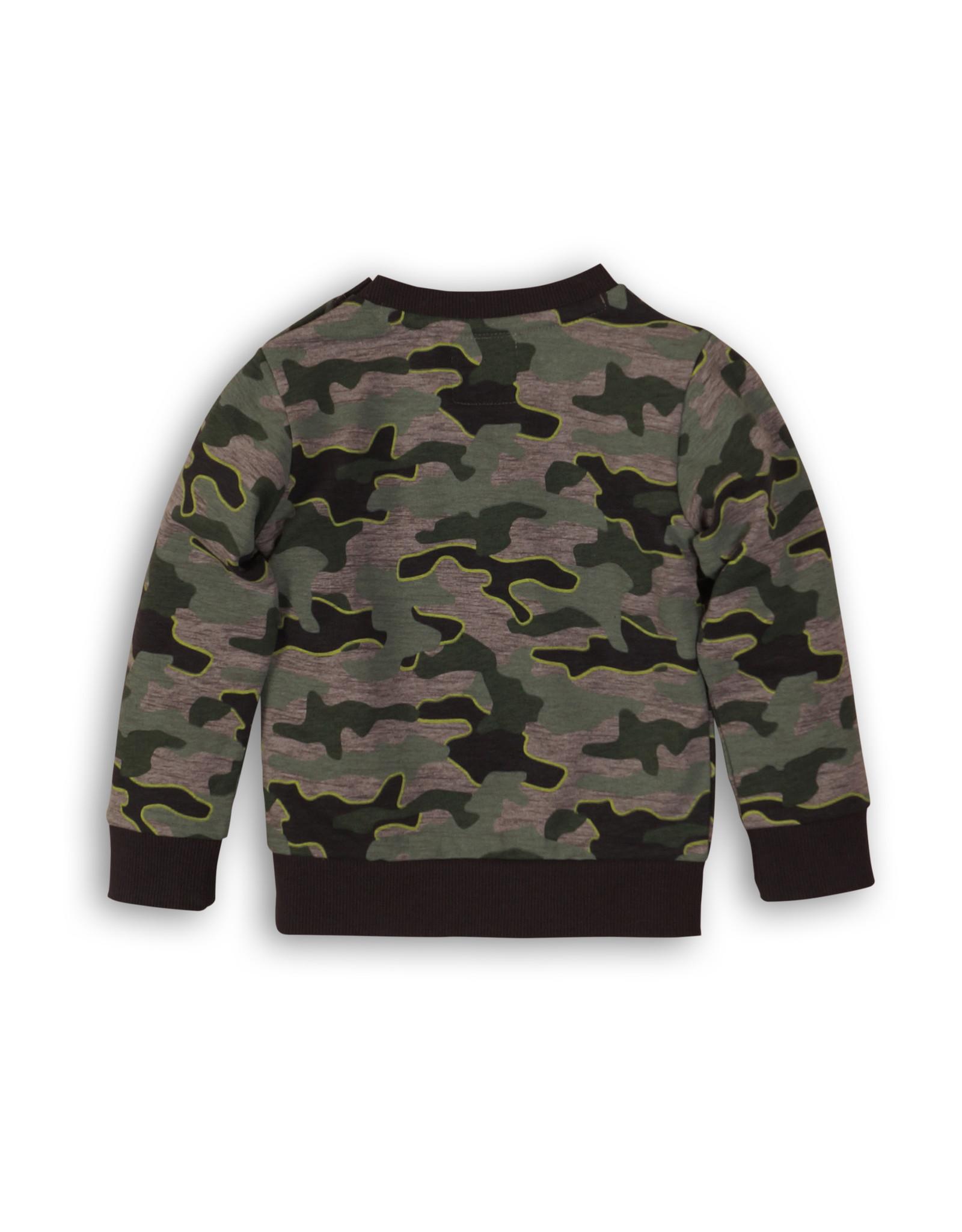 Koko Noko Sweater army