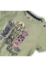 Koko Noko T-shirt faded maat 80