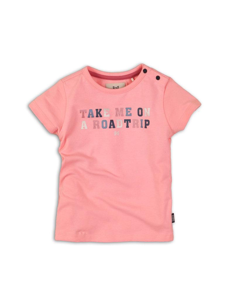 Koko Noko T-shirt pink