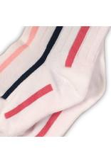 Koko Noko Kniekousen white pink