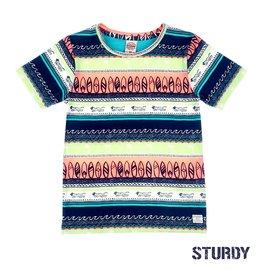 Sturdy T-shirt AOP - Wild Wanderer