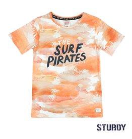Sturdy T-shirt The Surf Pirates - Treasure Hunter1