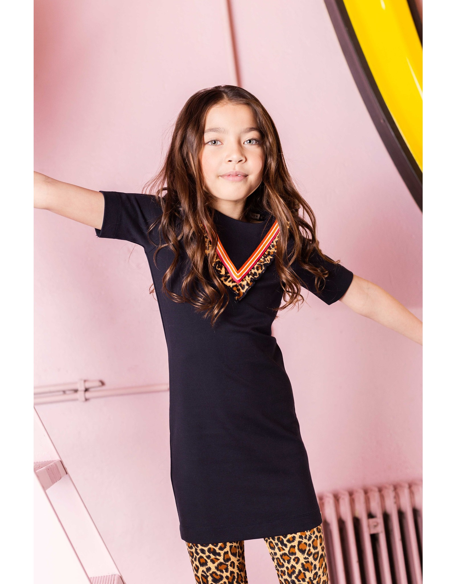 Looxs Revolution Little dress 1/2 sleeve