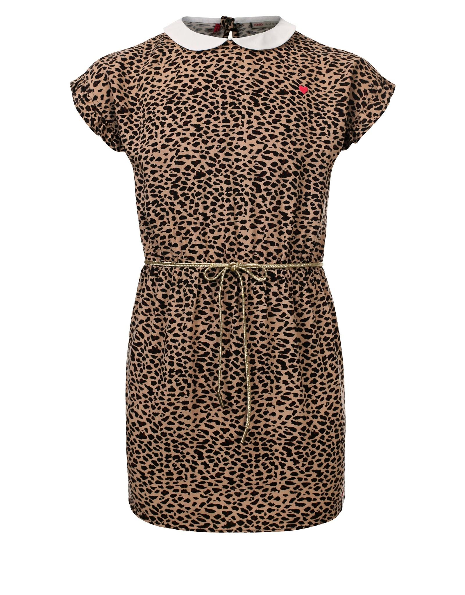Looxs Revolution Little dress s.sleeve maat 116