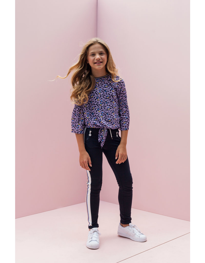 Looxs Revolution Girls blouse flare sleeve