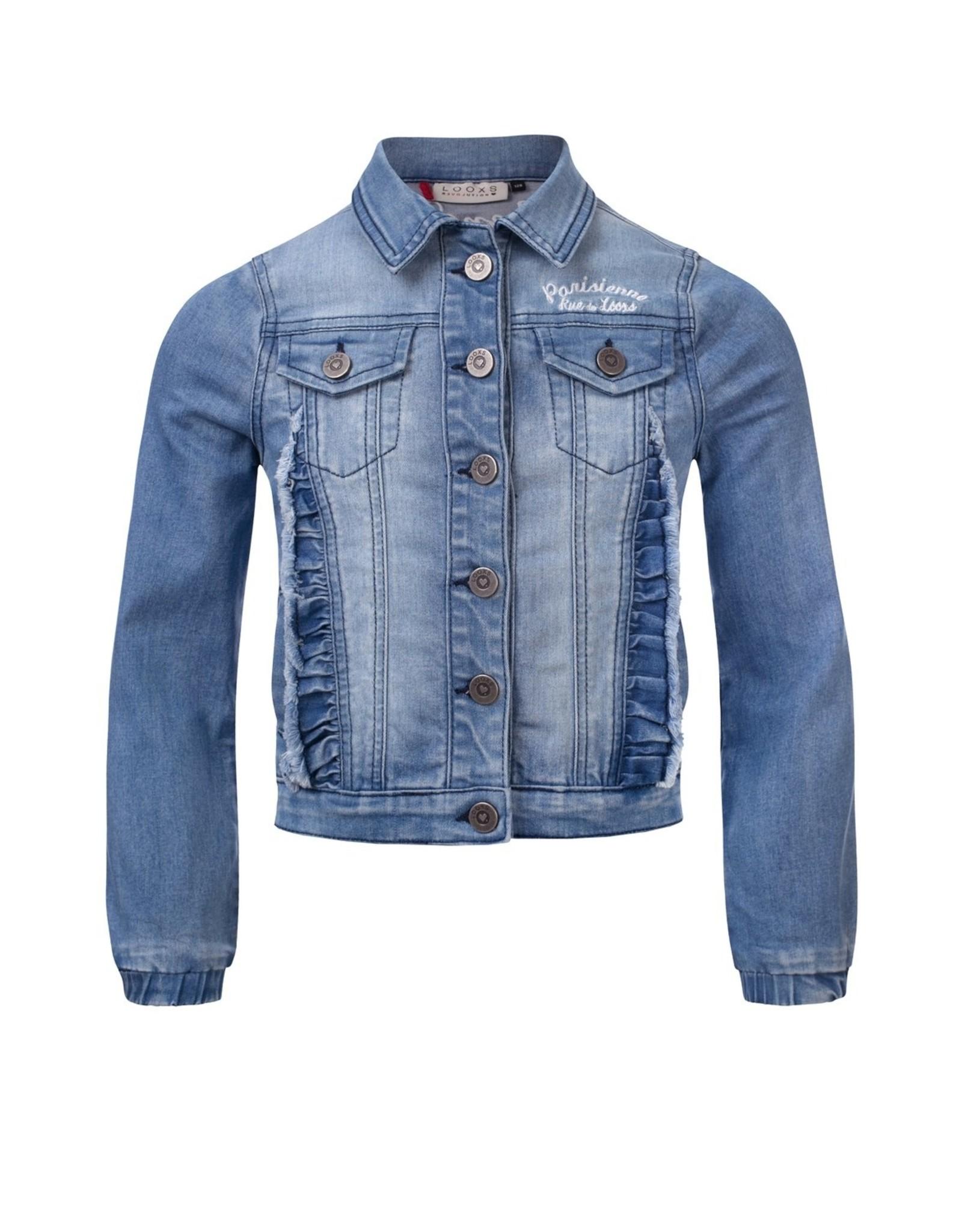 Looxs Revolution Girls denim jacket