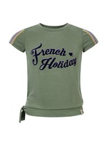 Looxs Revolution Girls T-shirt with knot