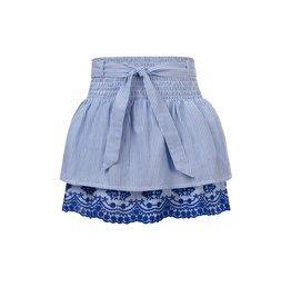 Looxs Revolution Girls skirt with broidery maat140