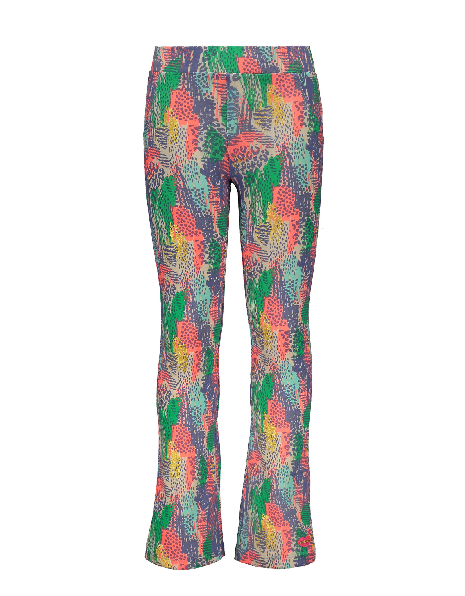 Kidz-Art Flair pants allover print maat 134/140
