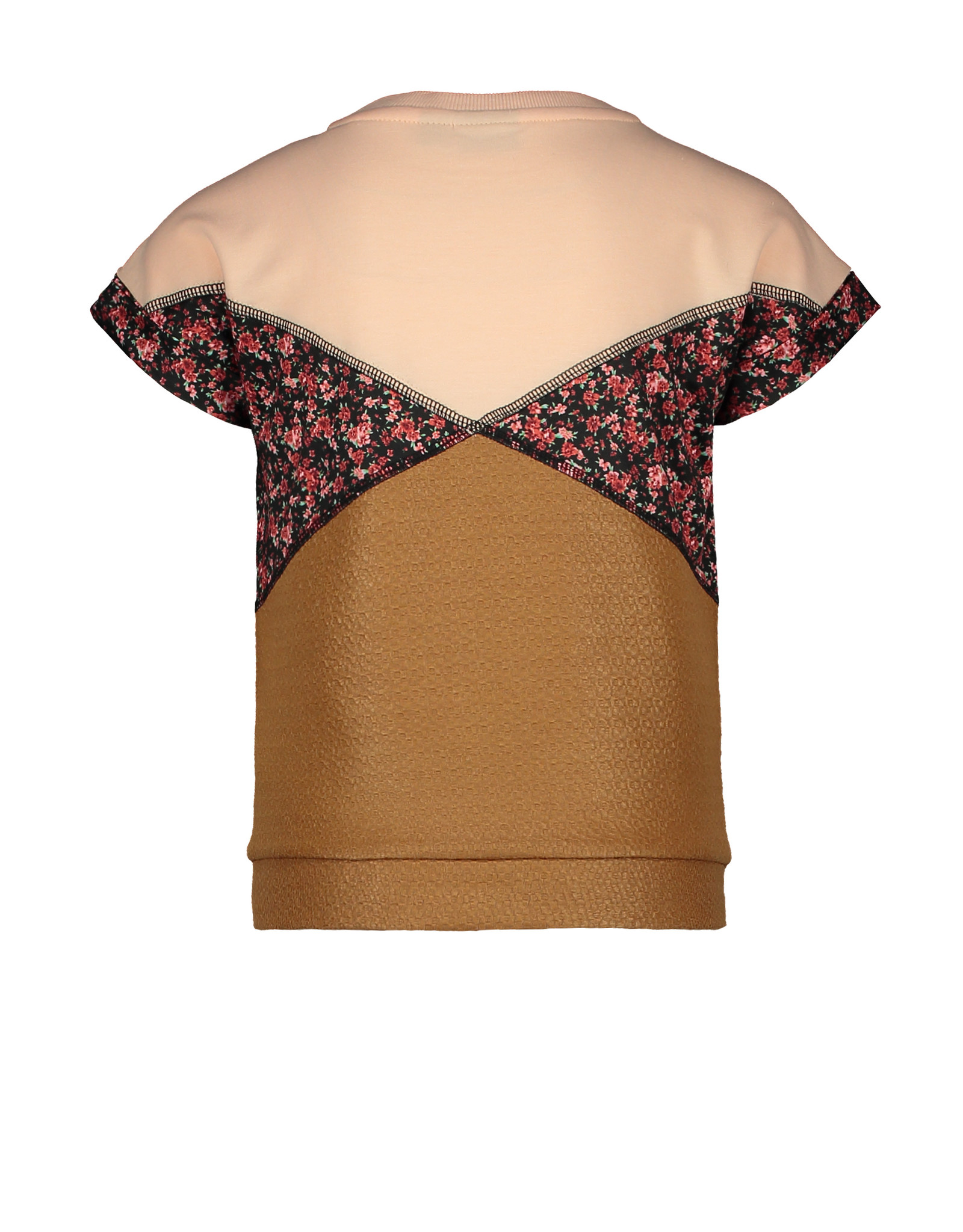 Like Flo Flo girls colour block top maat 98