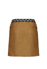Like Flo Flo girls imi leather skirt V shape maat 98