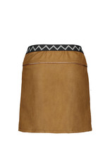 Like Flo Flo girls imi leather skirt V shape