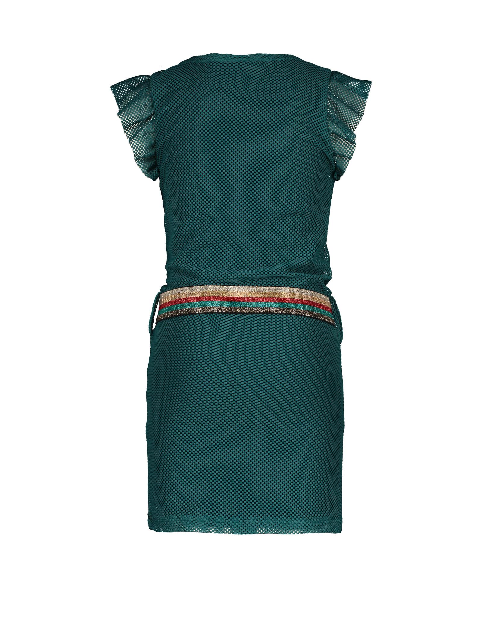 Like Flo Flo girls mesh dress maat 98