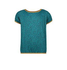 Like Flo Flo girls AO shiny jersey top