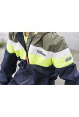 Tygo & Vito T&v jacket contrast strokes