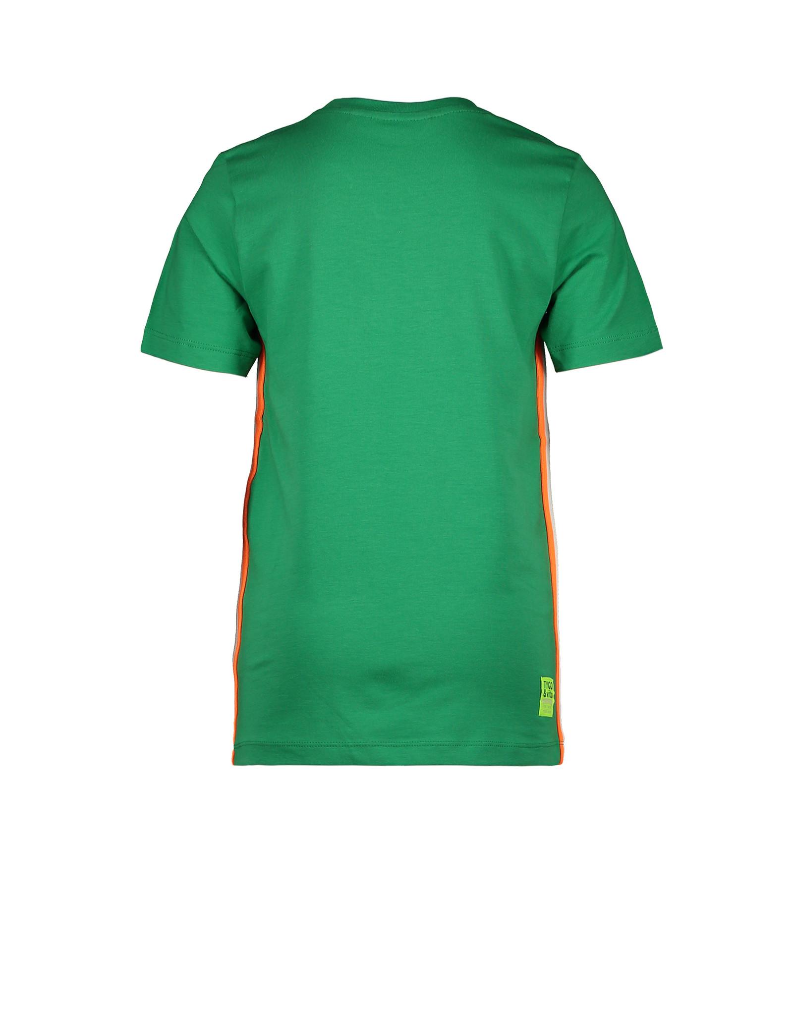 Tygo & Vito T&v t-shirt ENJOY the RIDE Maat 98/104