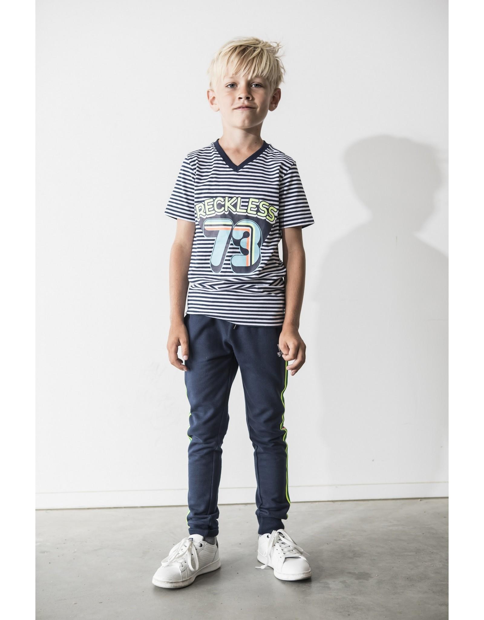 Tygo & Vito T&v t-shirt stripe RECKLESS