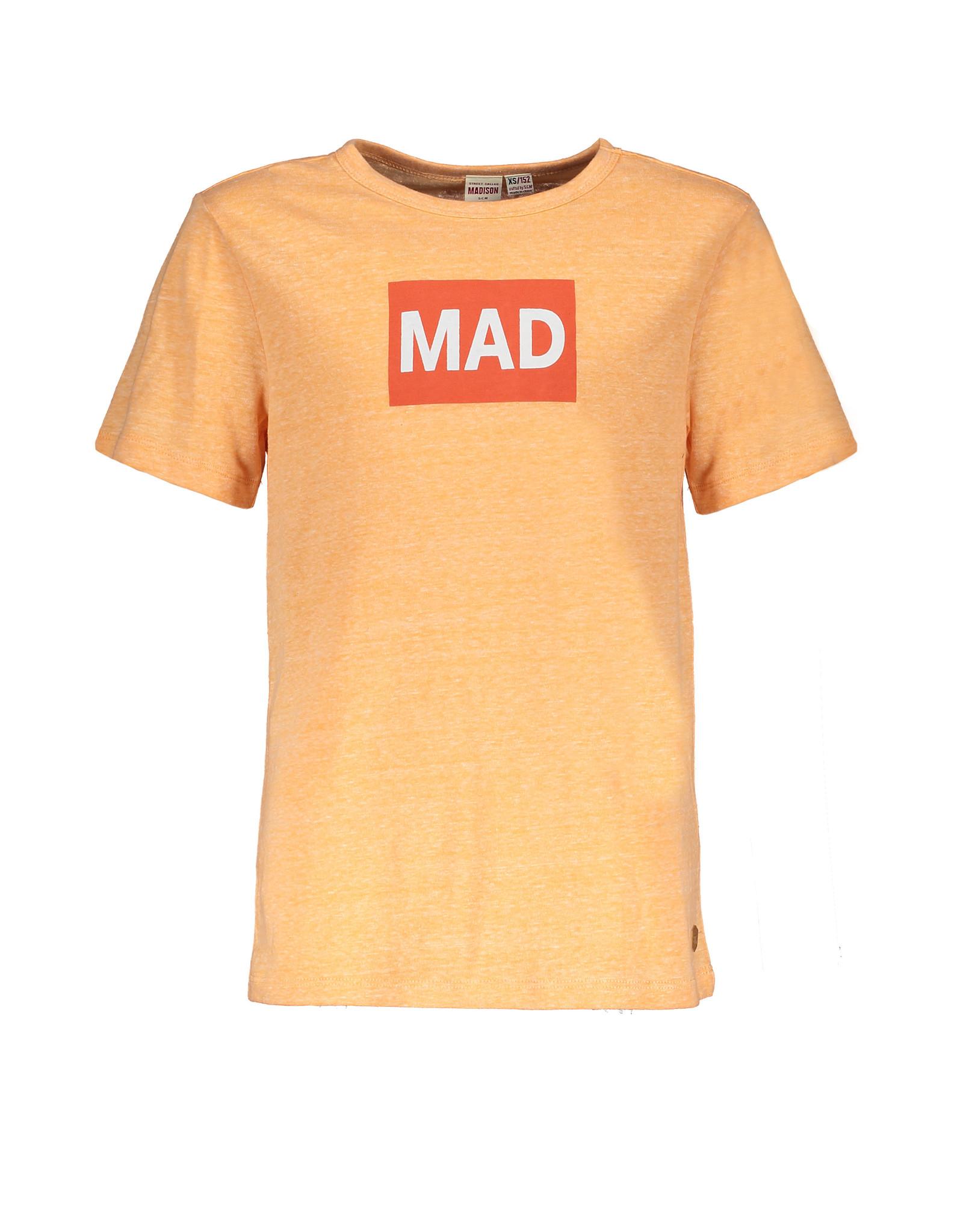 Street Called Madison Charlie slub ss tee HEY CHARLIE