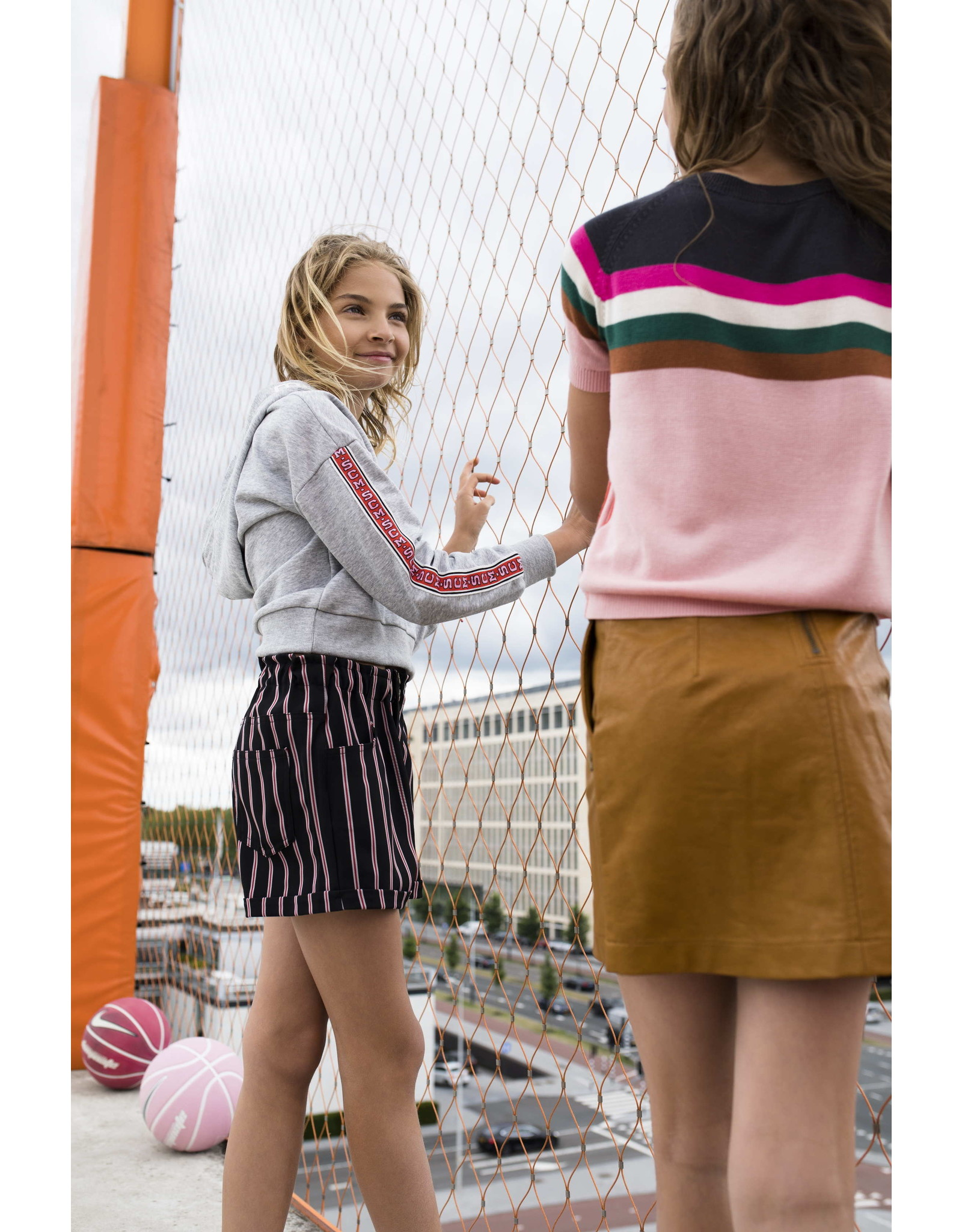 Street Called Madison Luna hooded sweater Maat 164