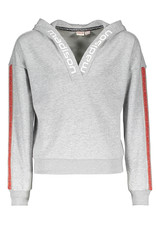 Street Called Madison Luna hooded melee sweater L.A