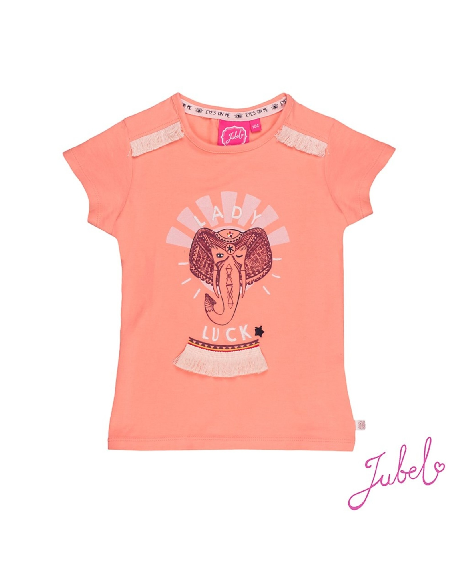 Jubel T-shirt Lady Luck - Stargazer