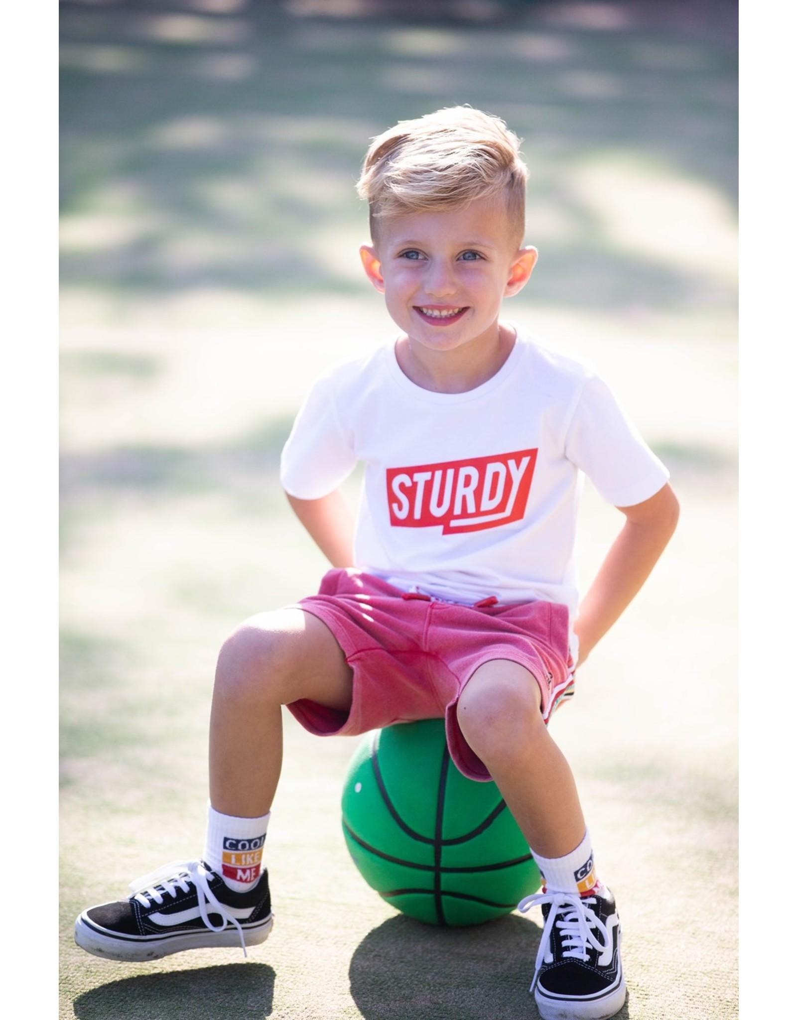 Sturdy T-shirt Sturdy - maat 128