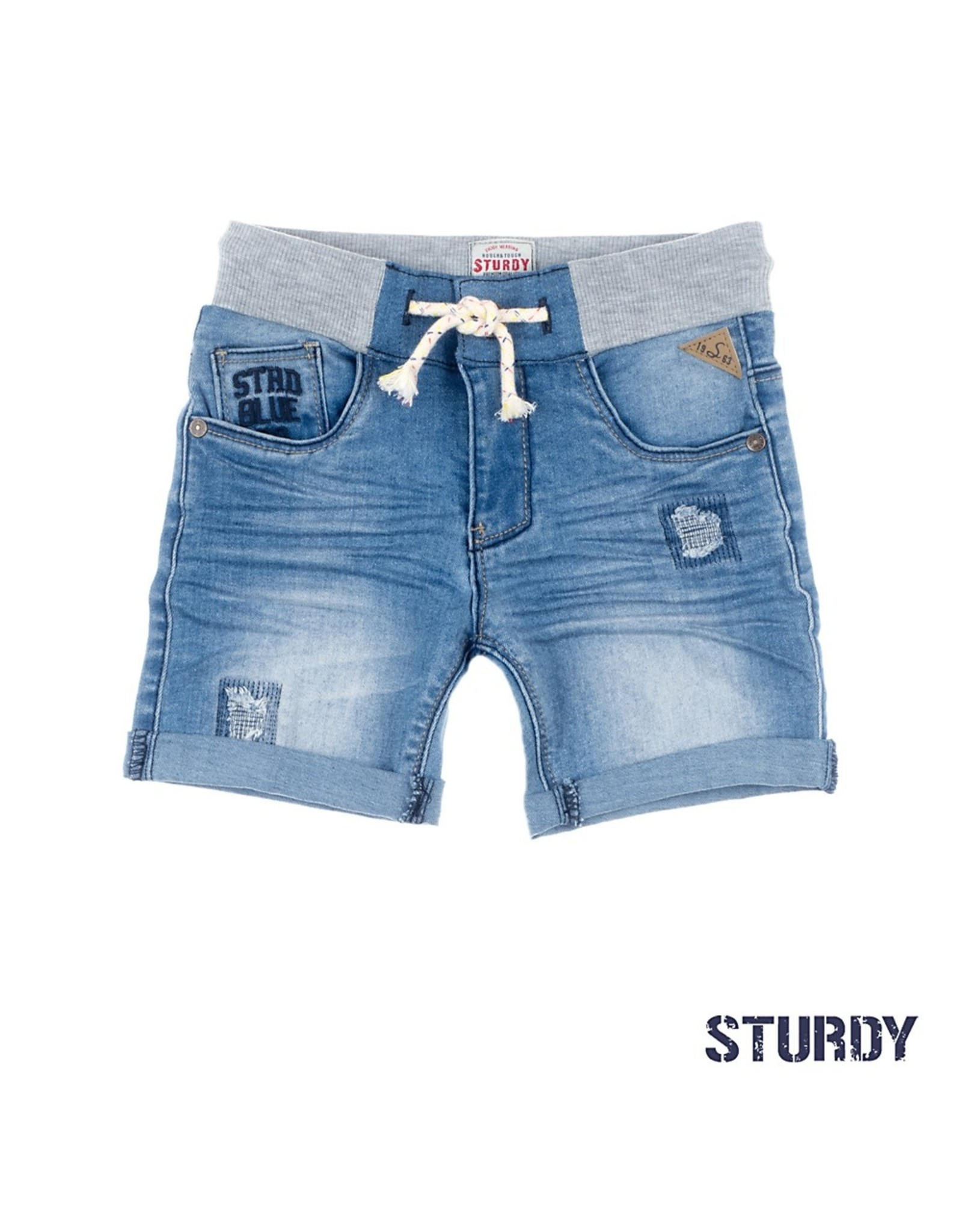 Sturdy Denim short - Summer Denims