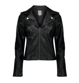 Geisha Jacket PU with zippers