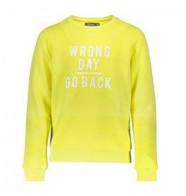 "Geisha Sweat ""wrong day"" l/s"
