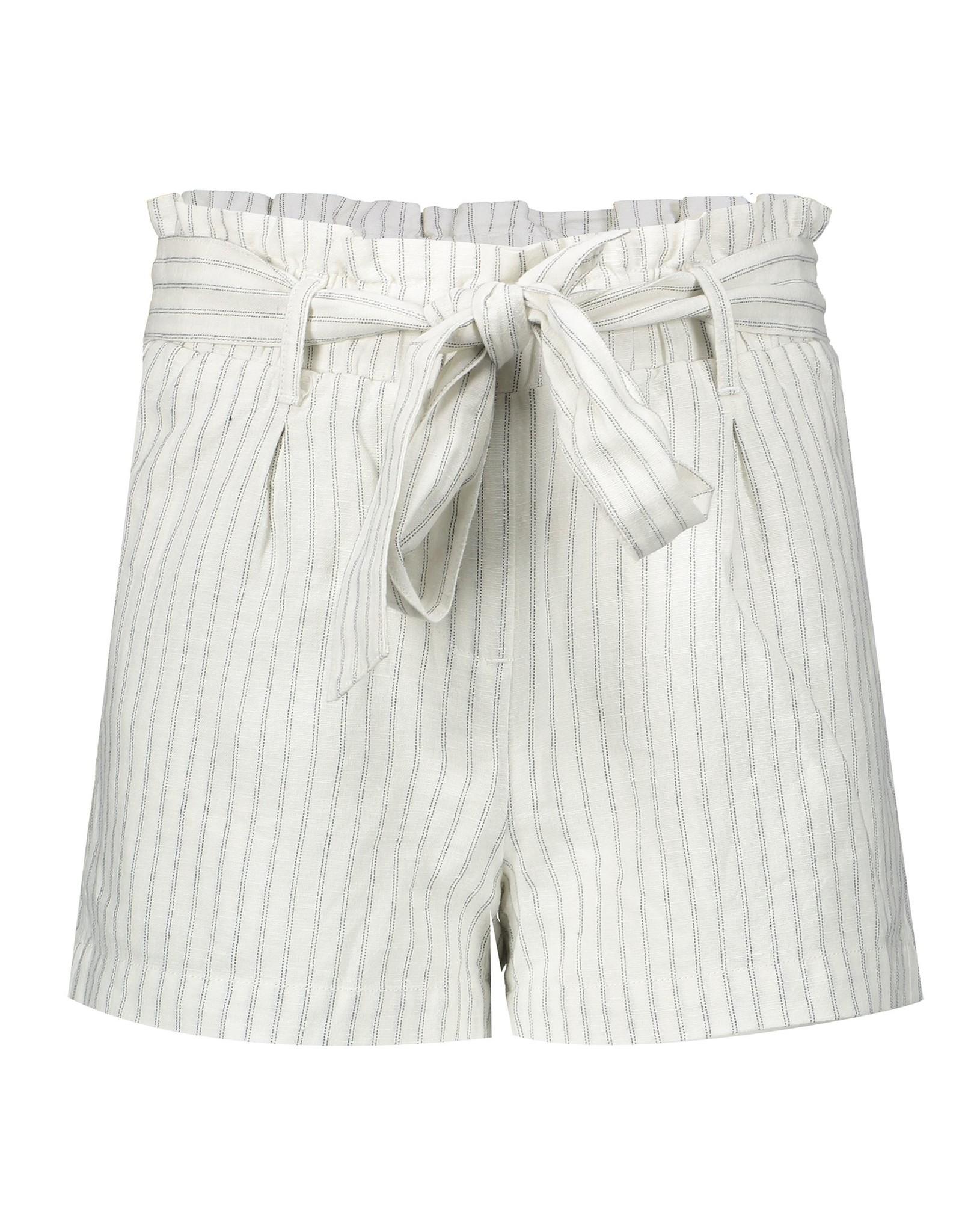 Geisha Shorts striped with strap