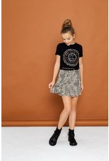 Geisha T-shirt s/s with front print maat 128