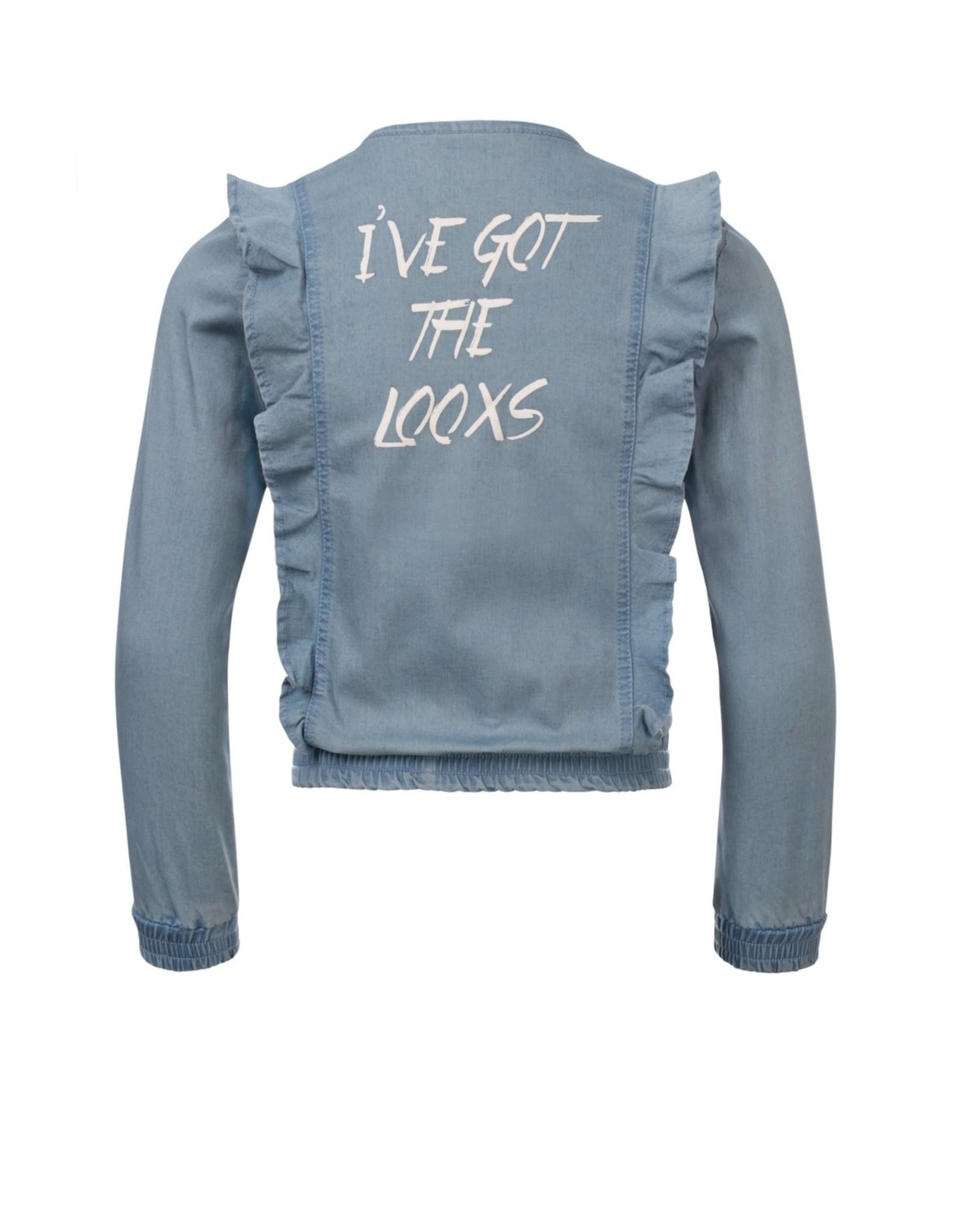 Looxs Revolution Little denim jacket