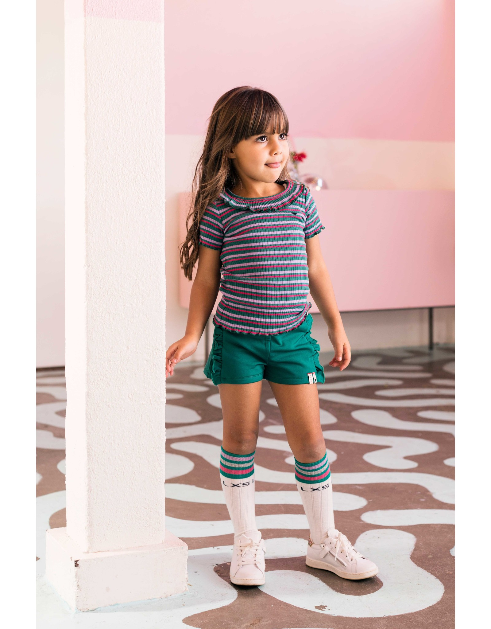 Looxs Revolution Little sporty sweat short