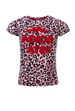 Looxs Revolution Girls T-shirt s/s leopard