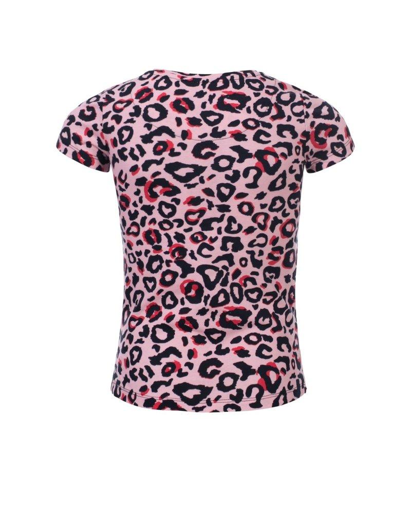 Looxs Revolution Girls T-shirt s/s leopard