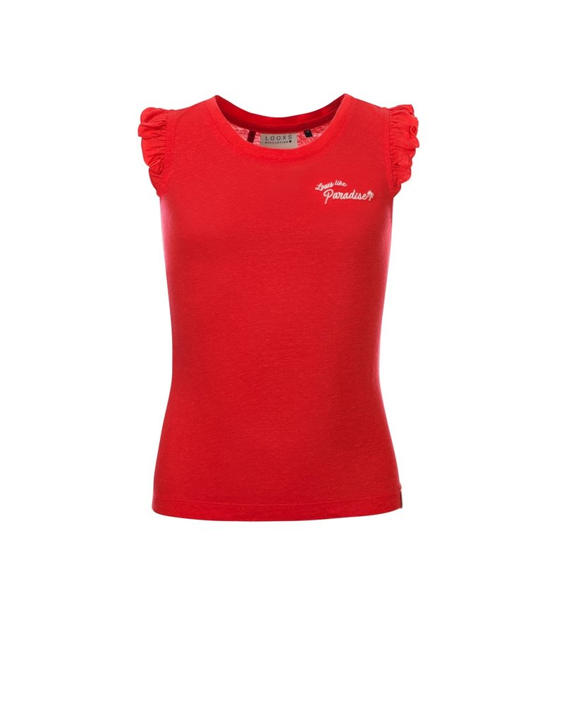 Looxs Revolution Girls sleeveless top