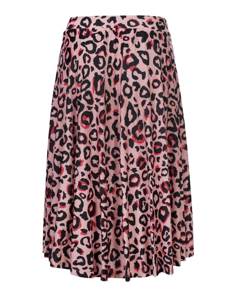 Looxs Revolution Girls skirt leopard