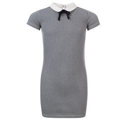 Looxs Revolution Girls dress with woven co